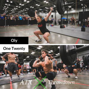 ATX Throwdown