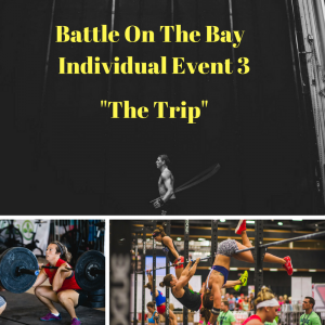 Battle On The Bay Event 3-