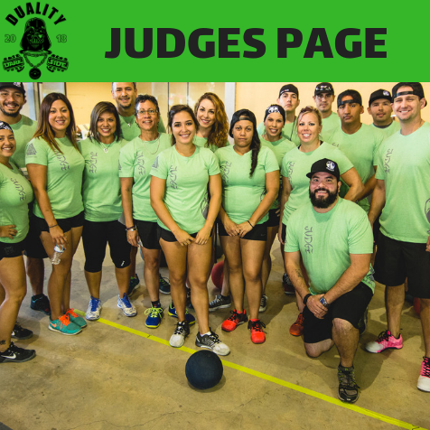 Duality 2018 Judges Page