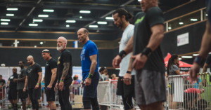 CrossFit Competition Texas