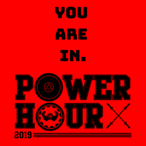CrossFit Competition Power Hour